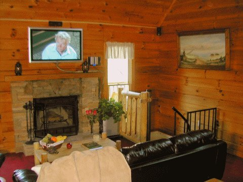 Smoky Mountains Cabins on Gatlinburg Smoky Mountain Cabin Rentals In Tennessee
